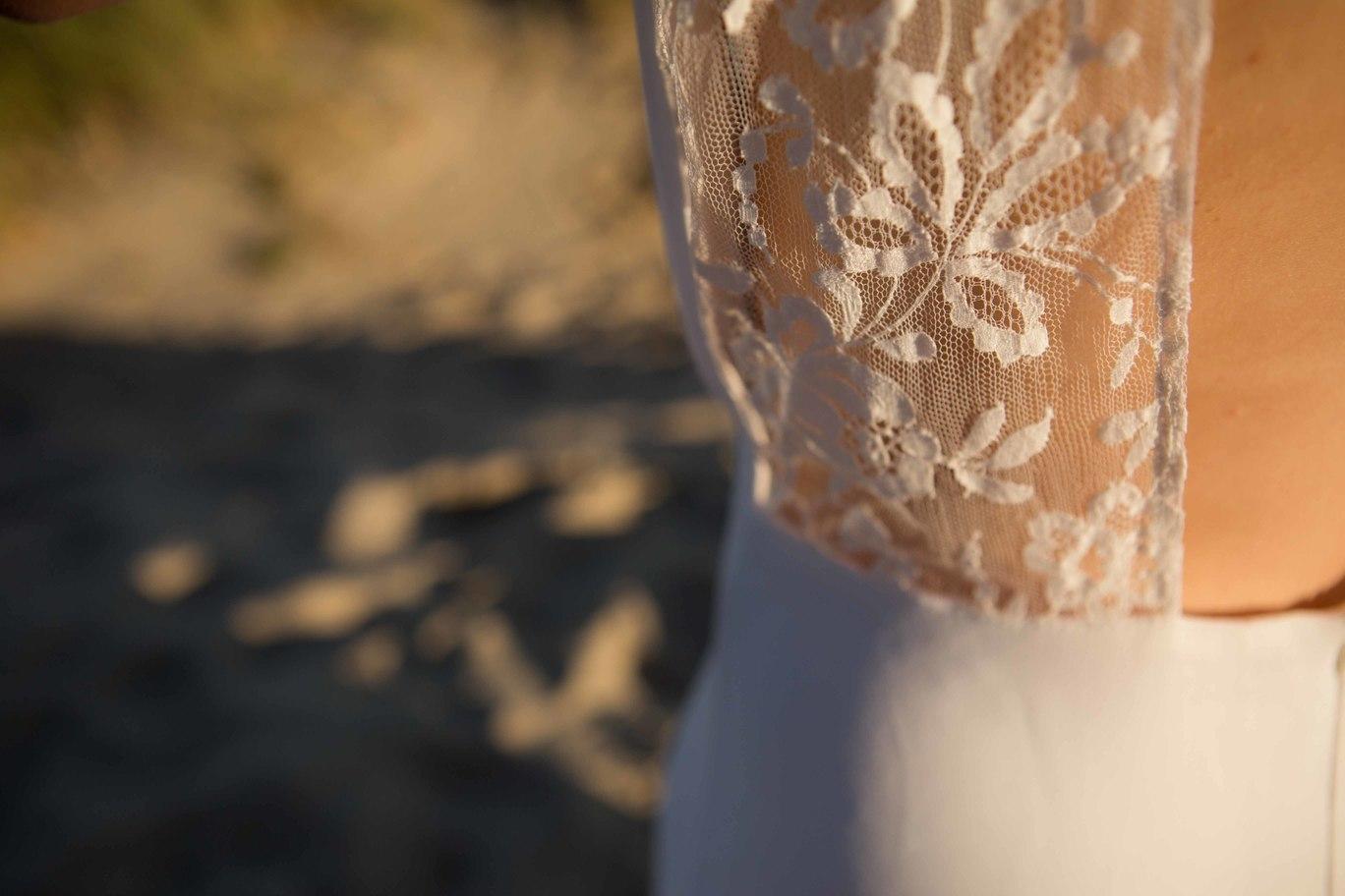 Créatrice de robes de mariée La Rochelle collection Camille 2