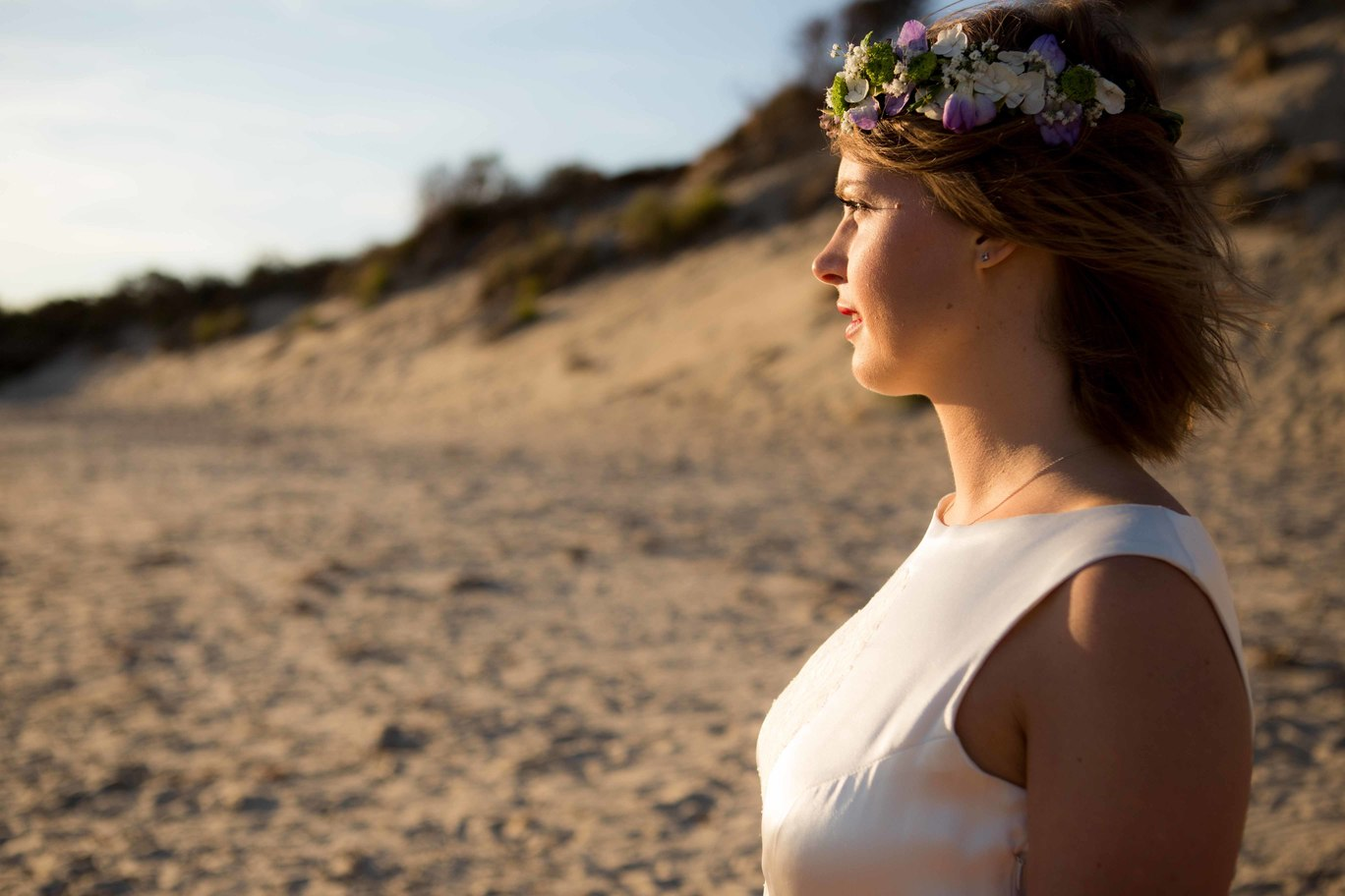 Créatrice de robe de mariée La Rochelle collection Victoire 1