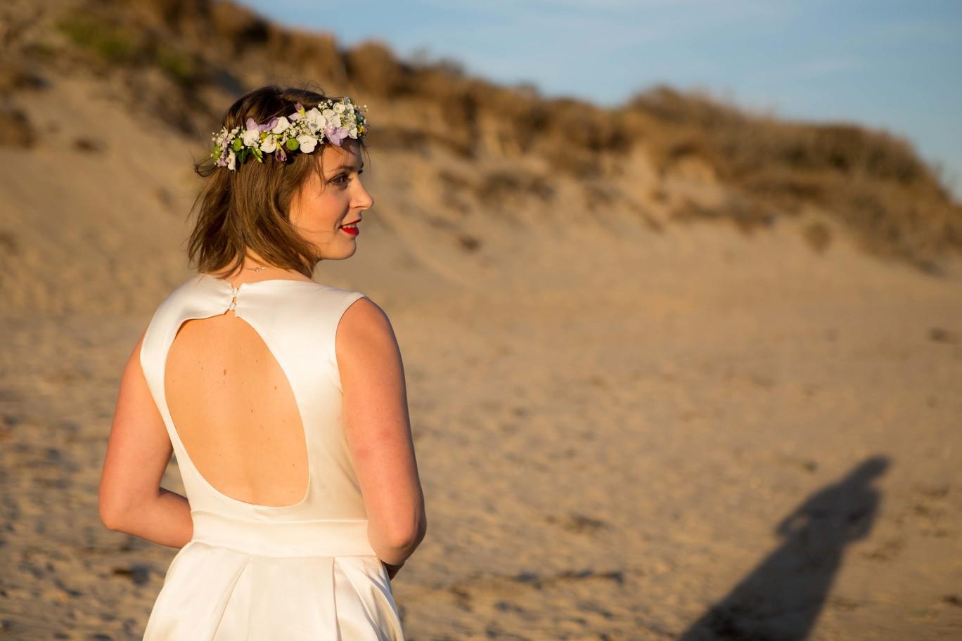 Créatrice de robe de mariée La Rochelle collection Victoire 3