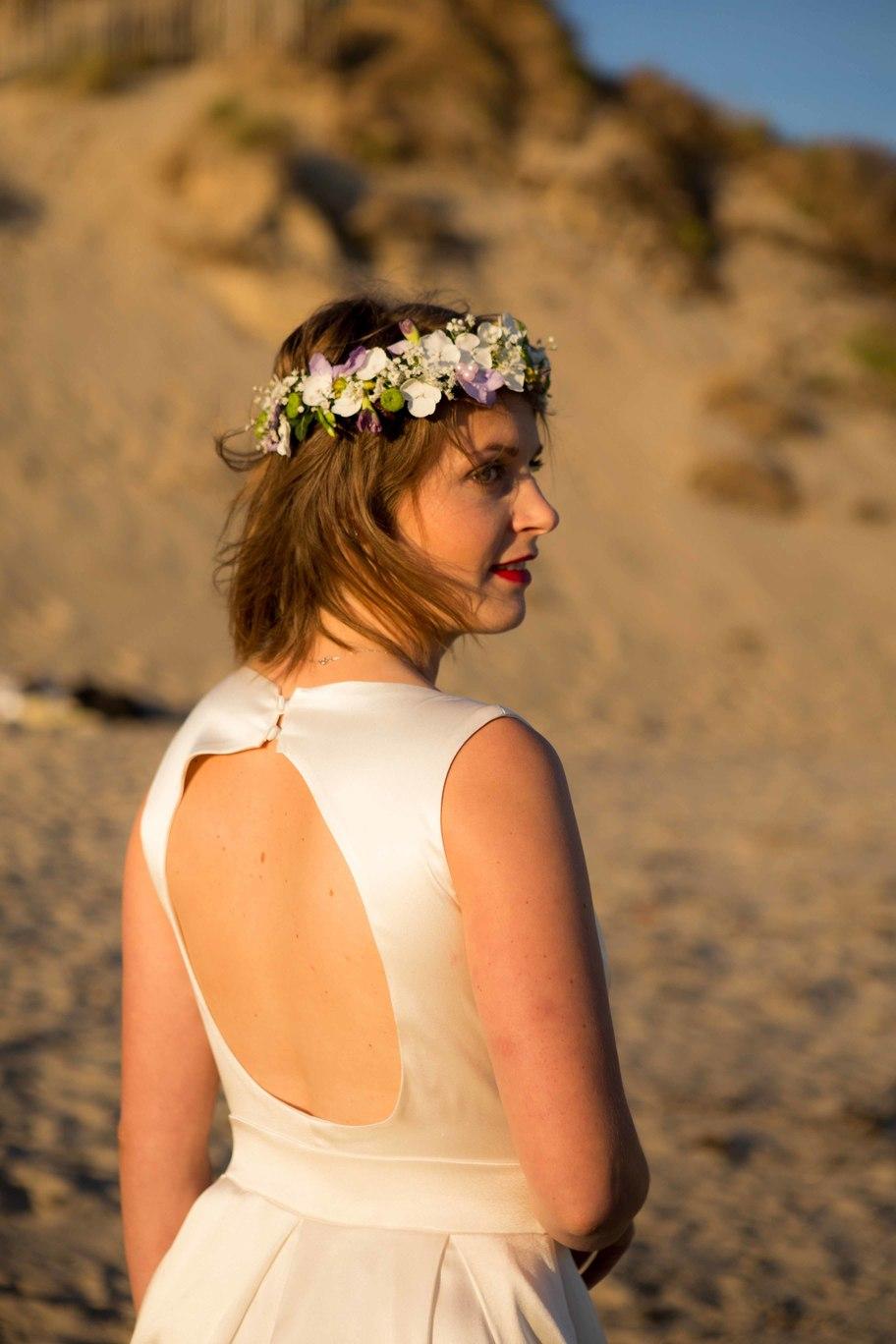 Créatrice de robe de mariée La Rochelle collection Victoire 4