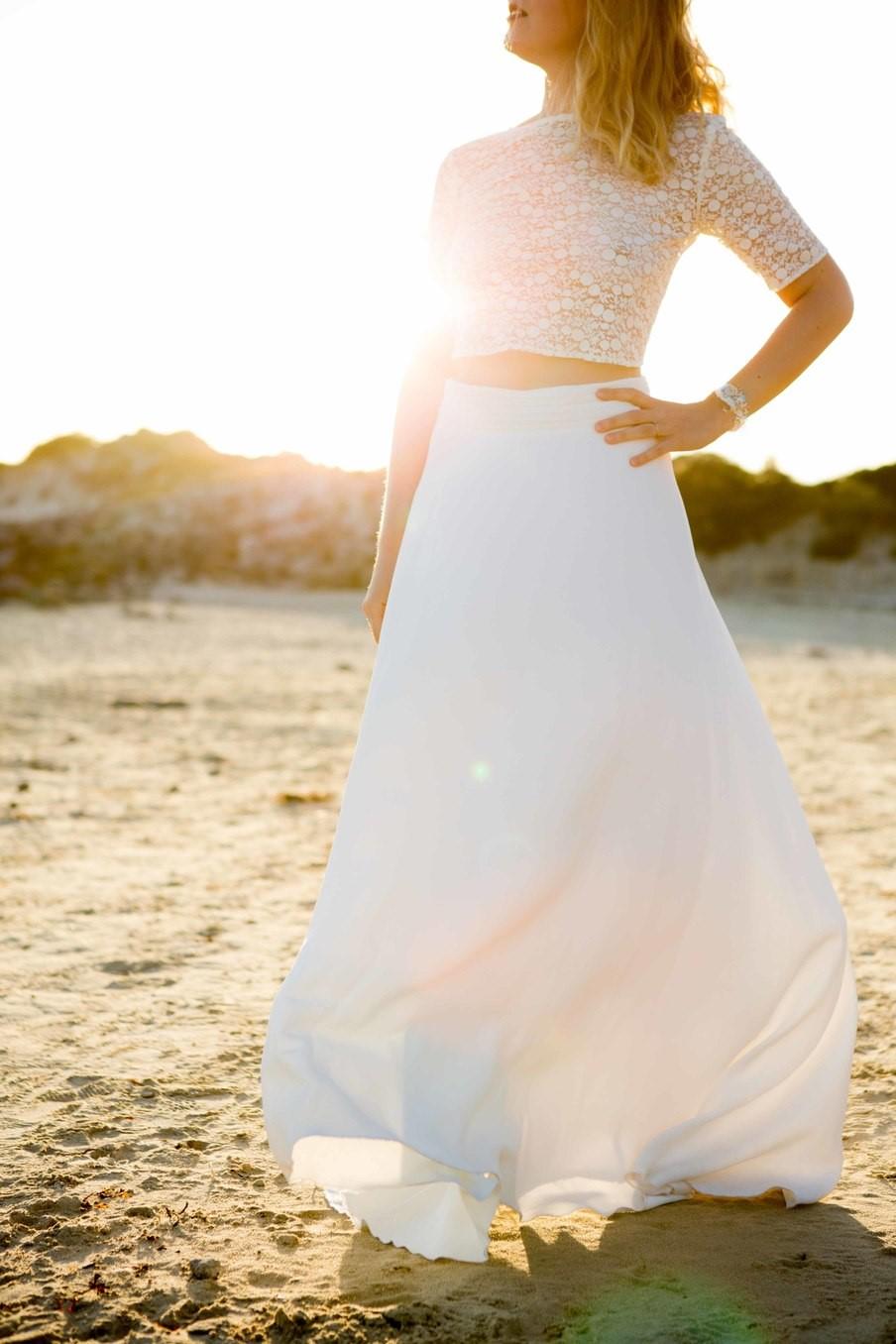 Créatrice de robes de mariée La Rochelle collection Amandine 2