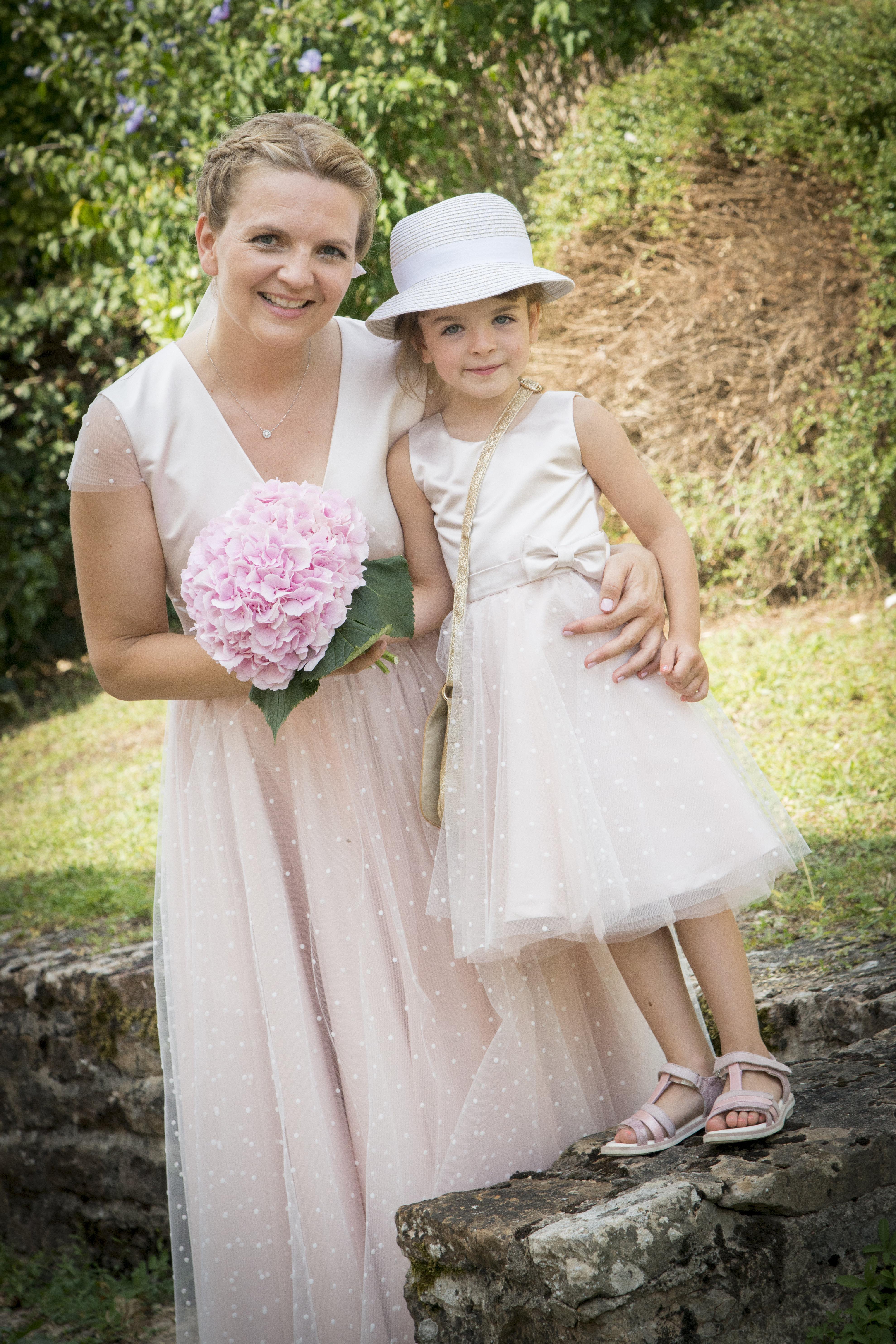 Créatrice de robes de mariée La Rochelle Laetitia 3