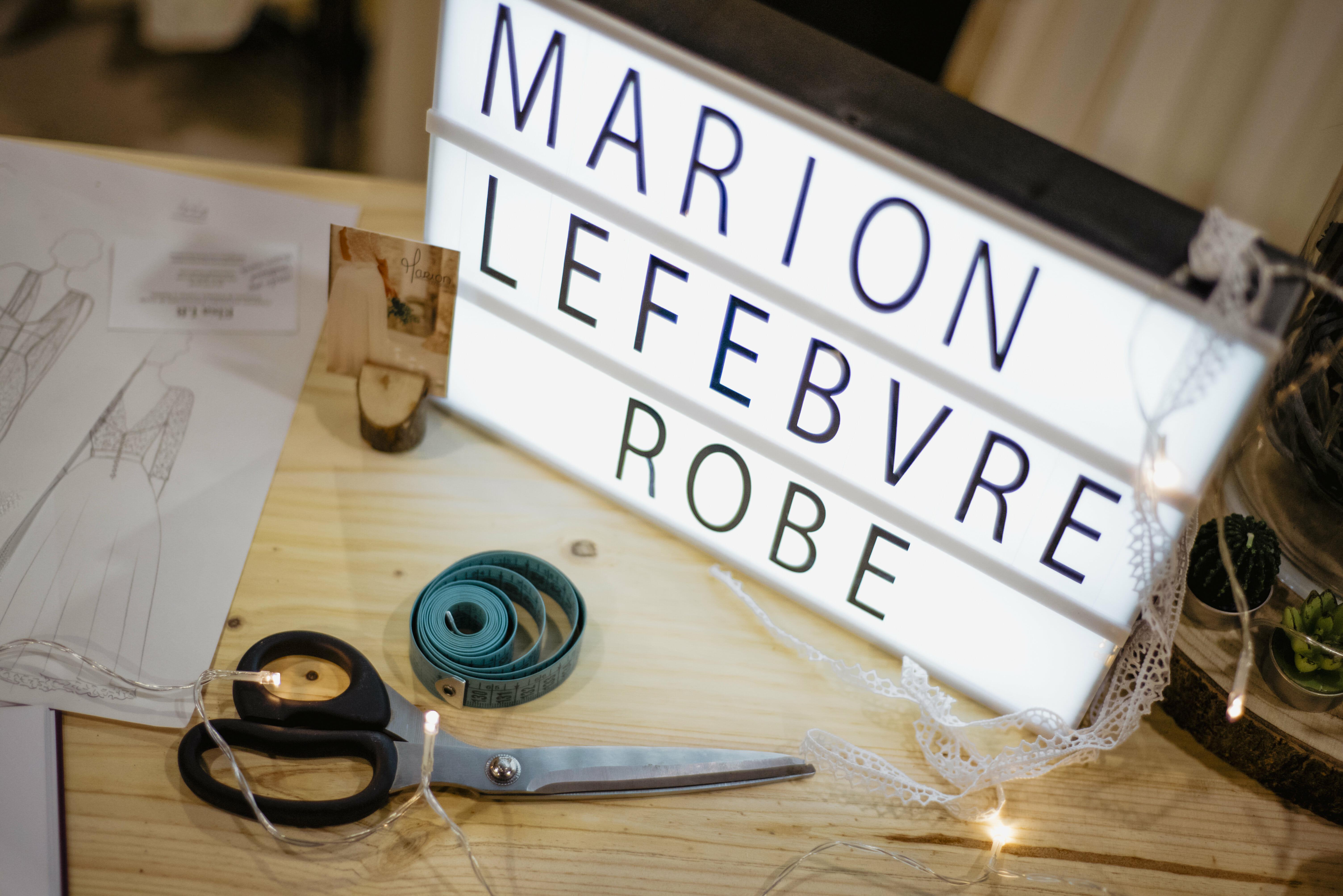Créatrice de robes de mariée La Rochelle Stand 4