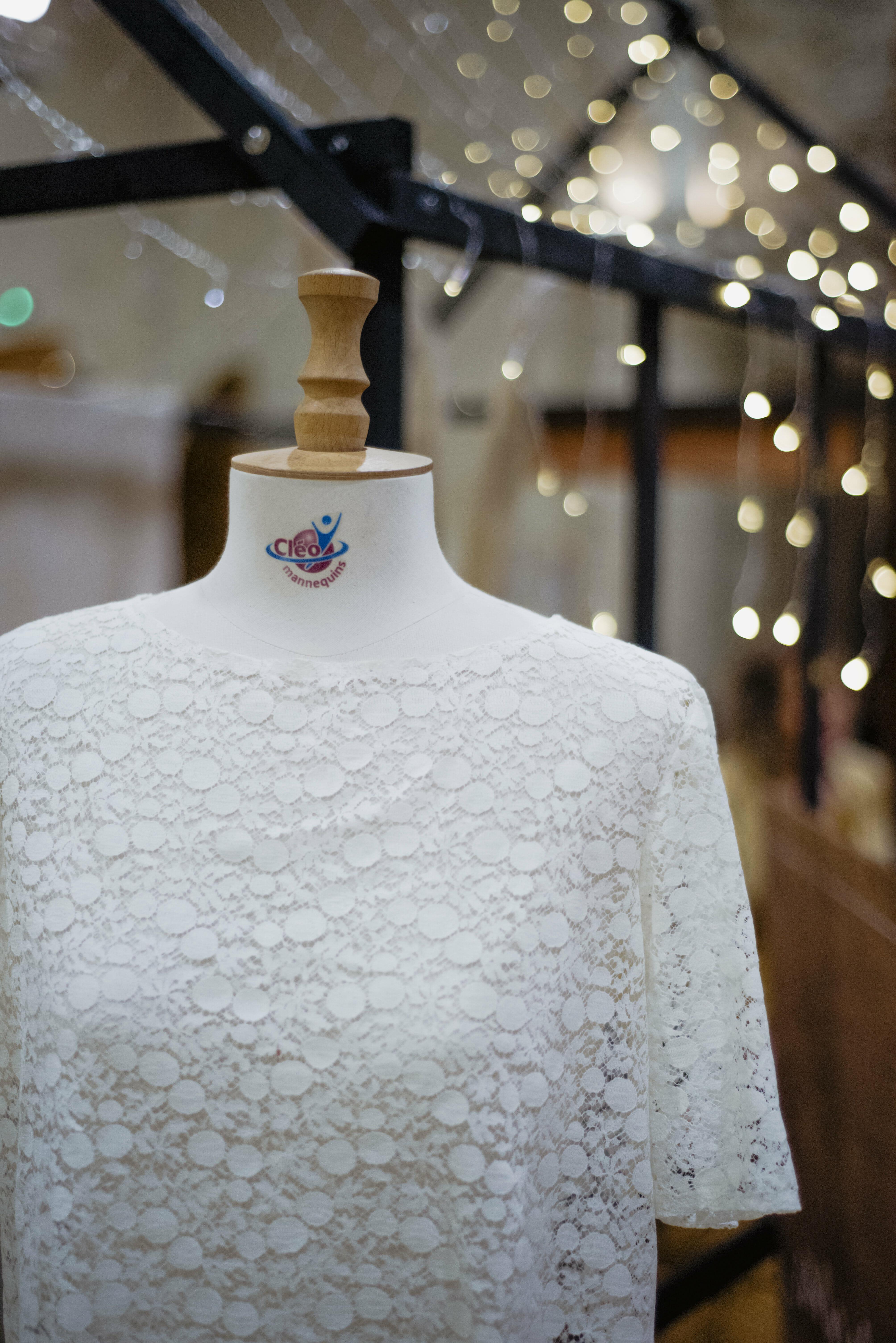 Créatrice de robes de mariée La Rochelle Stand 5
