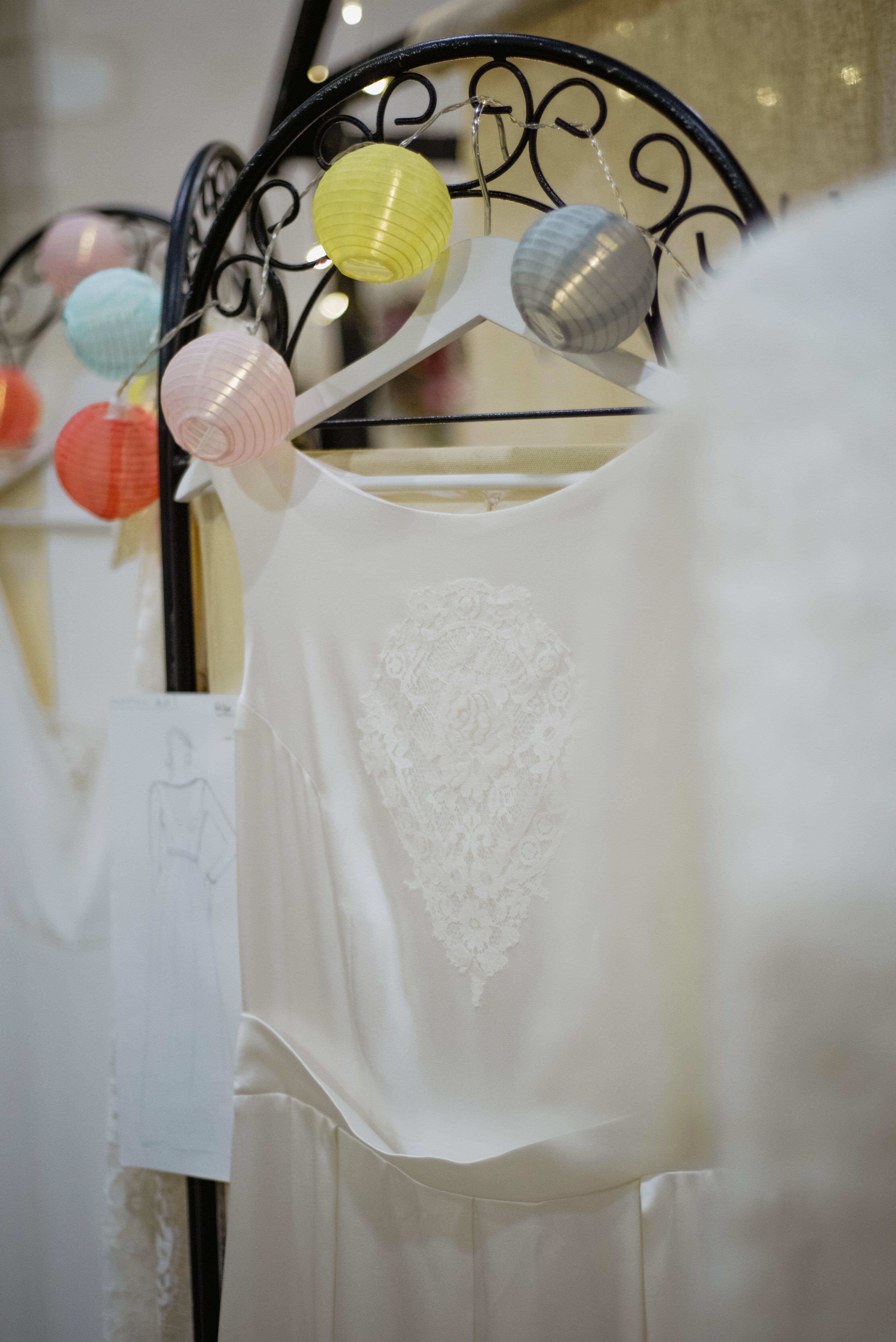 Créatrice de robes de mariée La Rochelle Stand 2