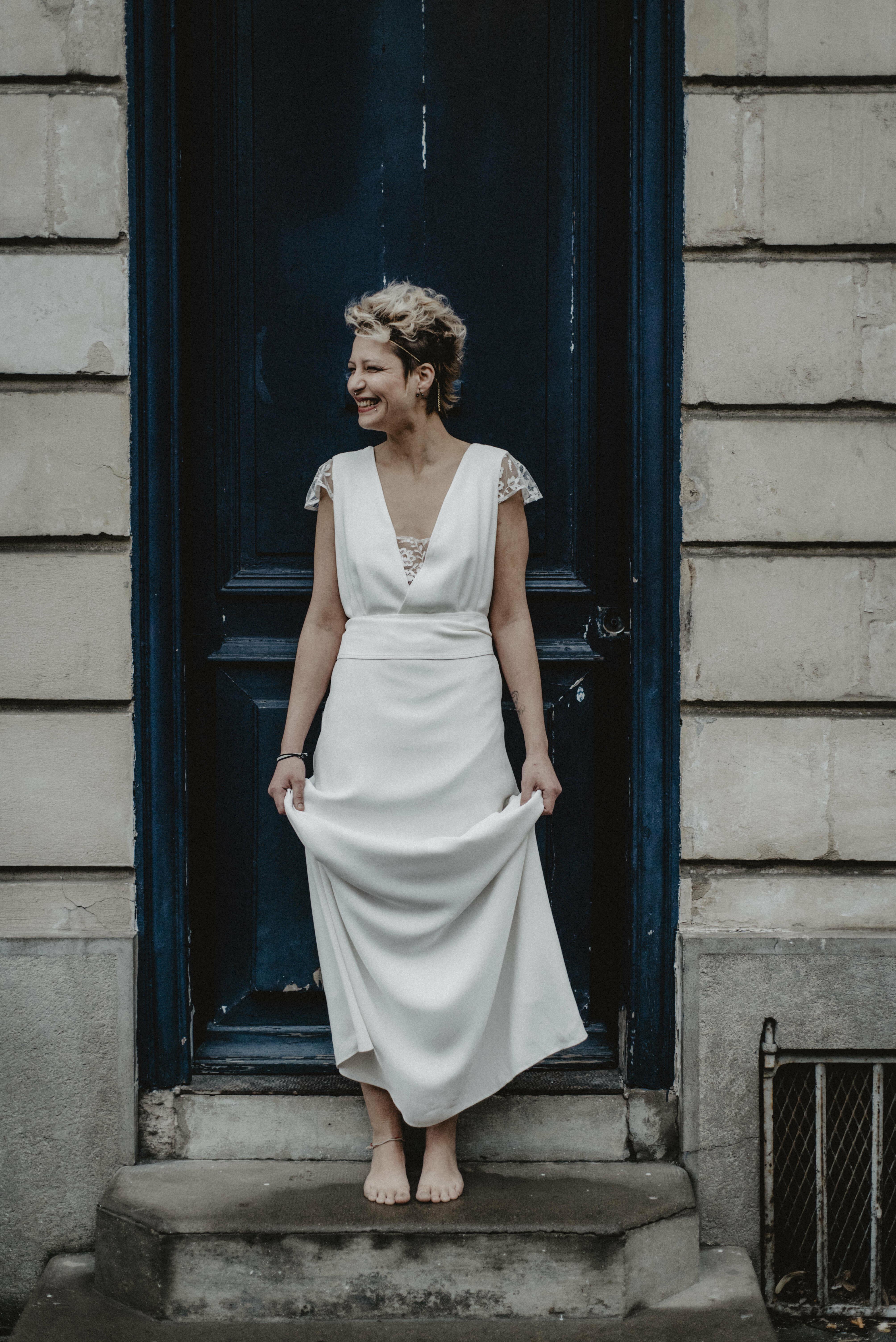 Créatrice de robes de mariée La Rochelle L'atelier des mariés 2