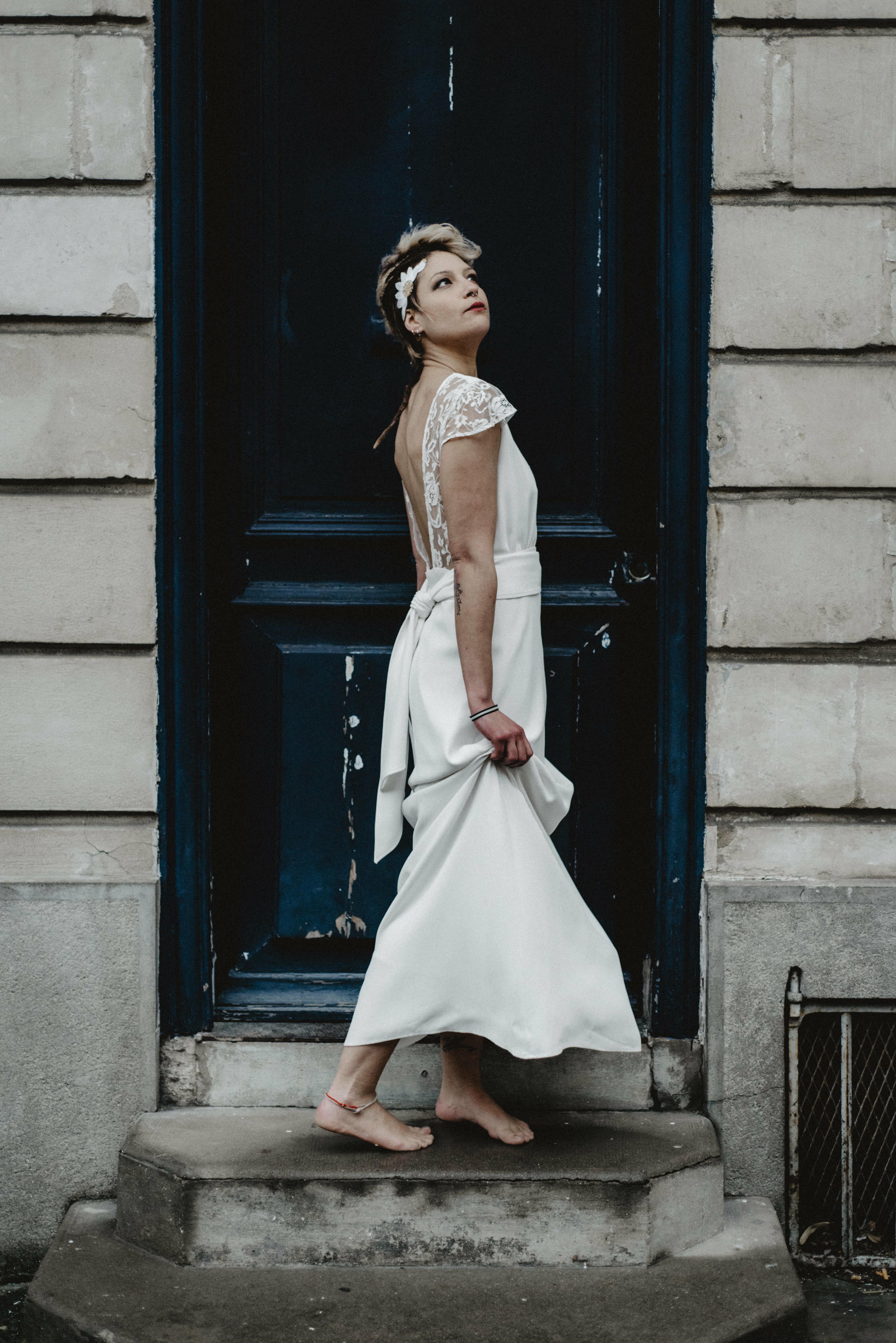 Créatrice de robes de mariée La Rochelle L'atelier des mariés 4