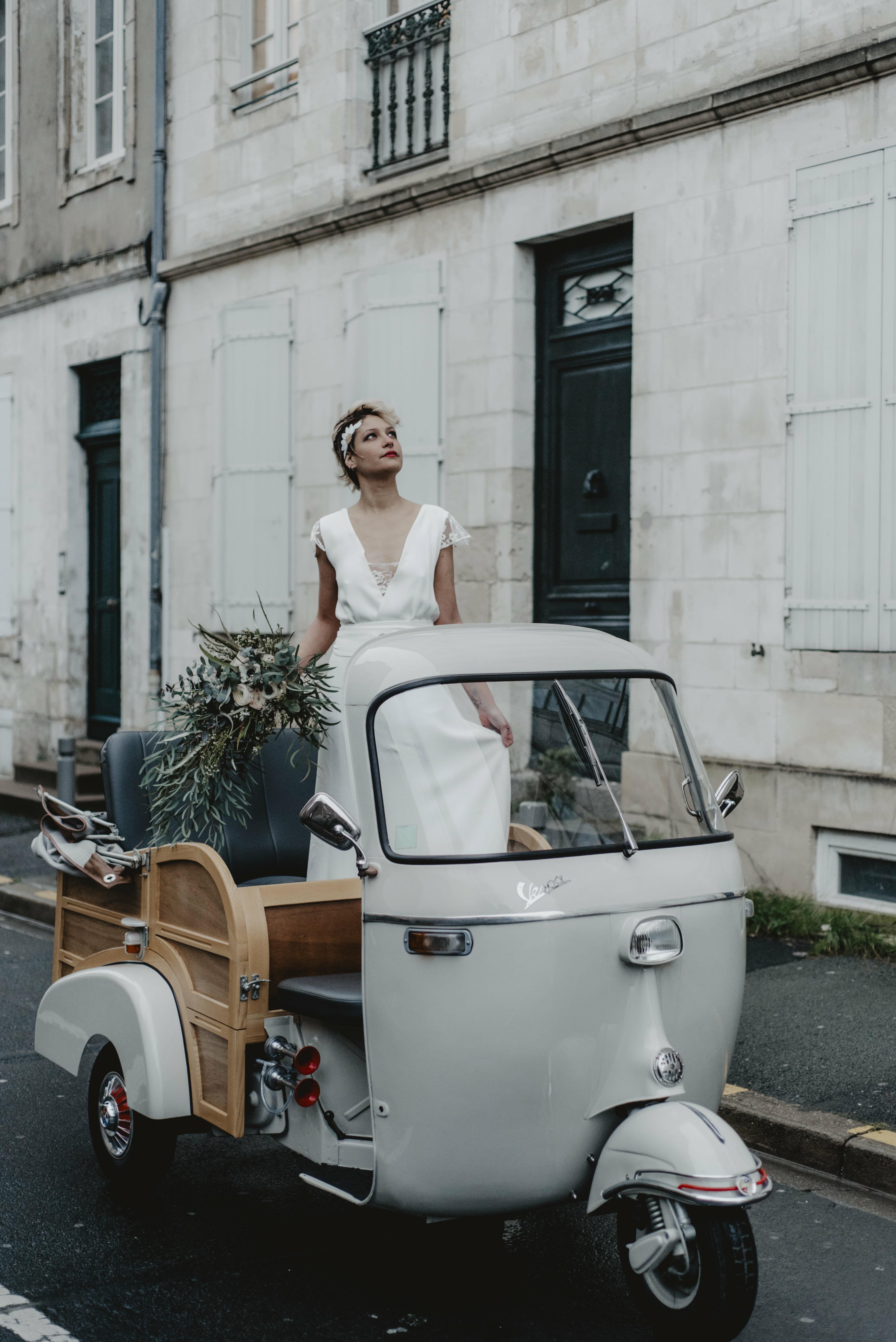 Créatrice de robes de mariée La Rochelle L'atelier des mariés 1