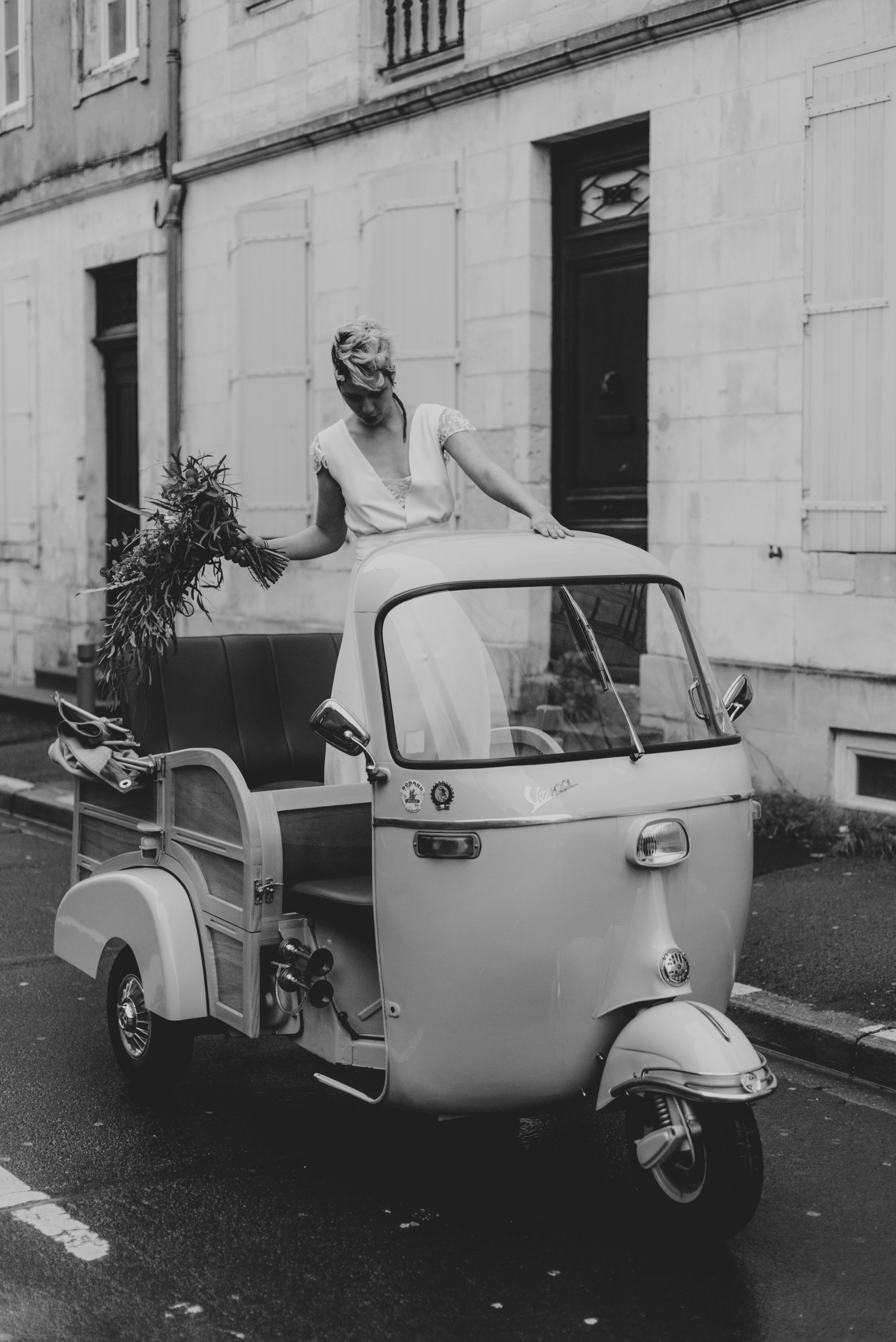 Créatrice de robes de mariée La Rochelle L'atelier des mariés 3