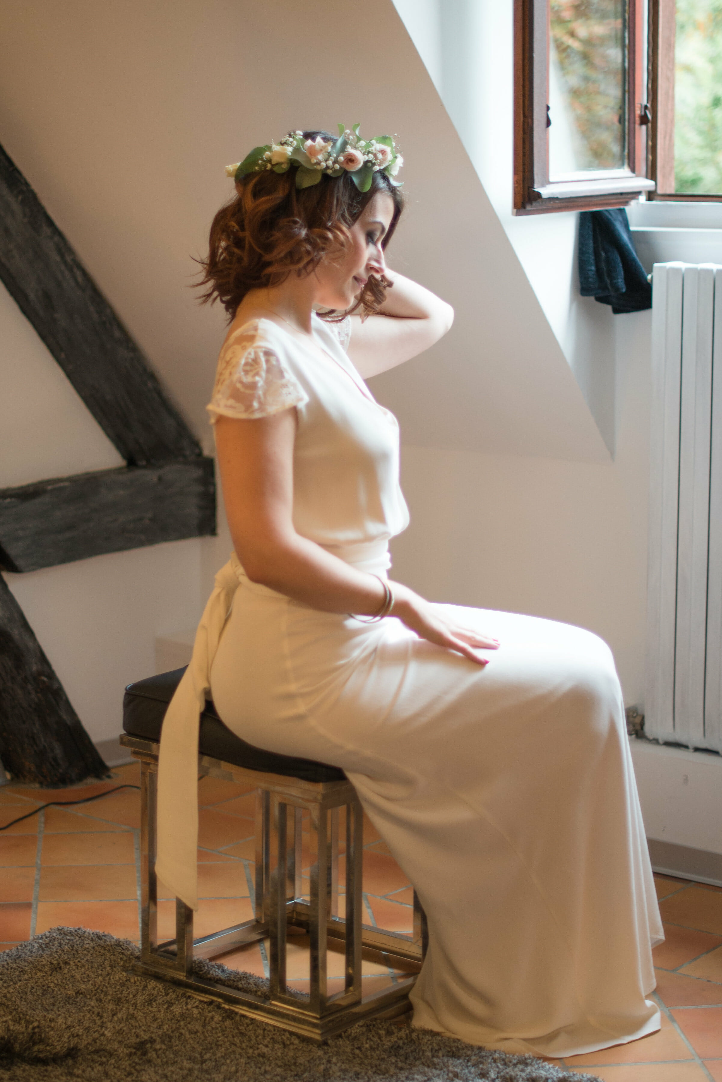 Créatrice de robes de mariée La Rochelle Provins 7