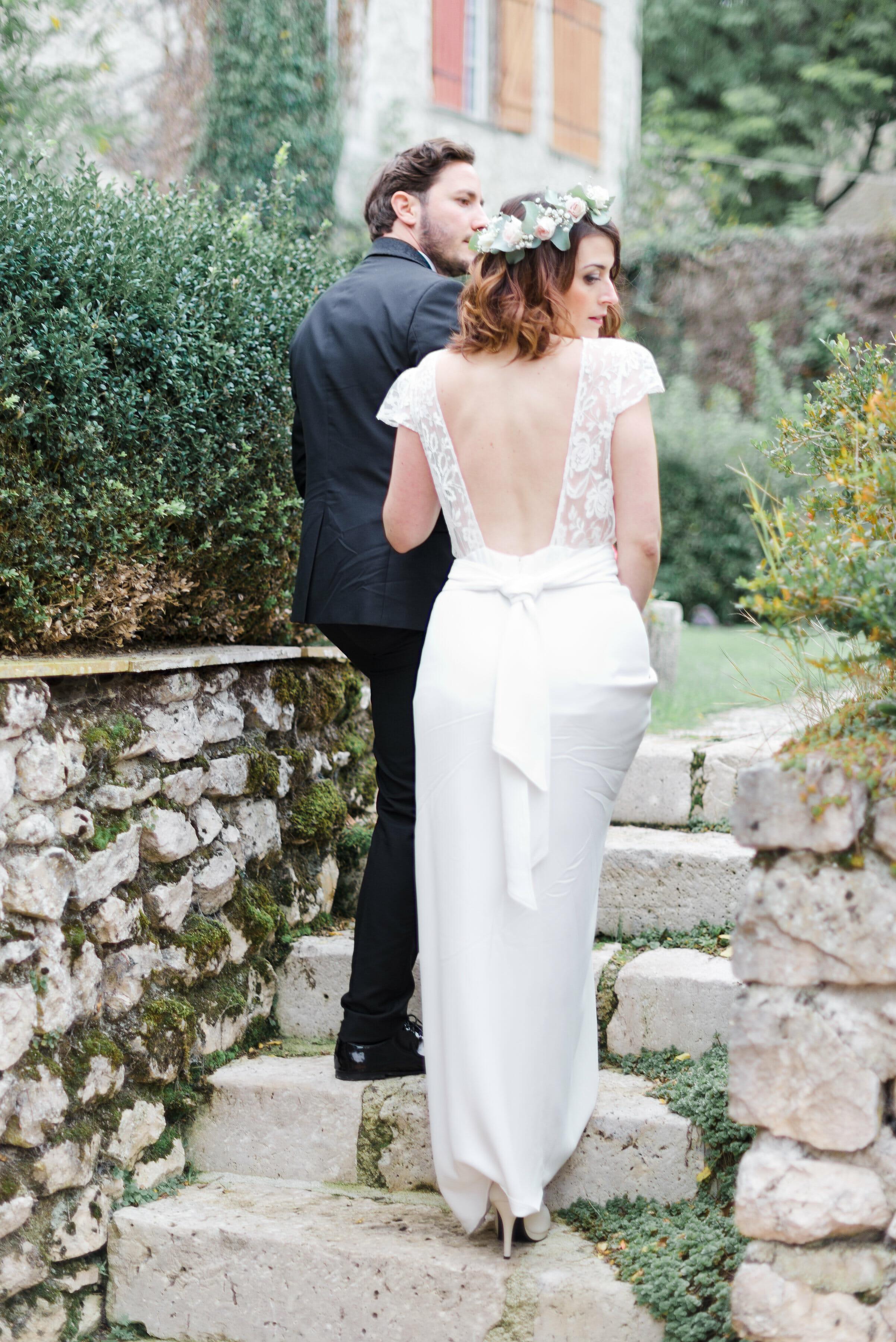 Créatrice de robes de mariée La Rochelle Provins 5