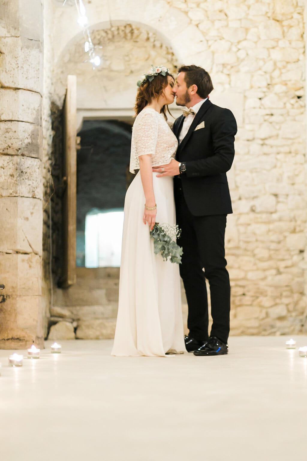 Créatrice de robes de mariée La Rochelle Provins 3