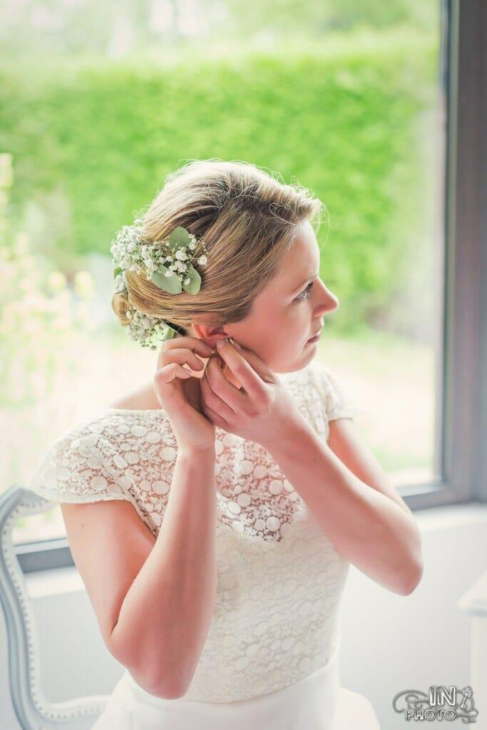 Créatrice de robes de mariée La Rochelle Julie 2
