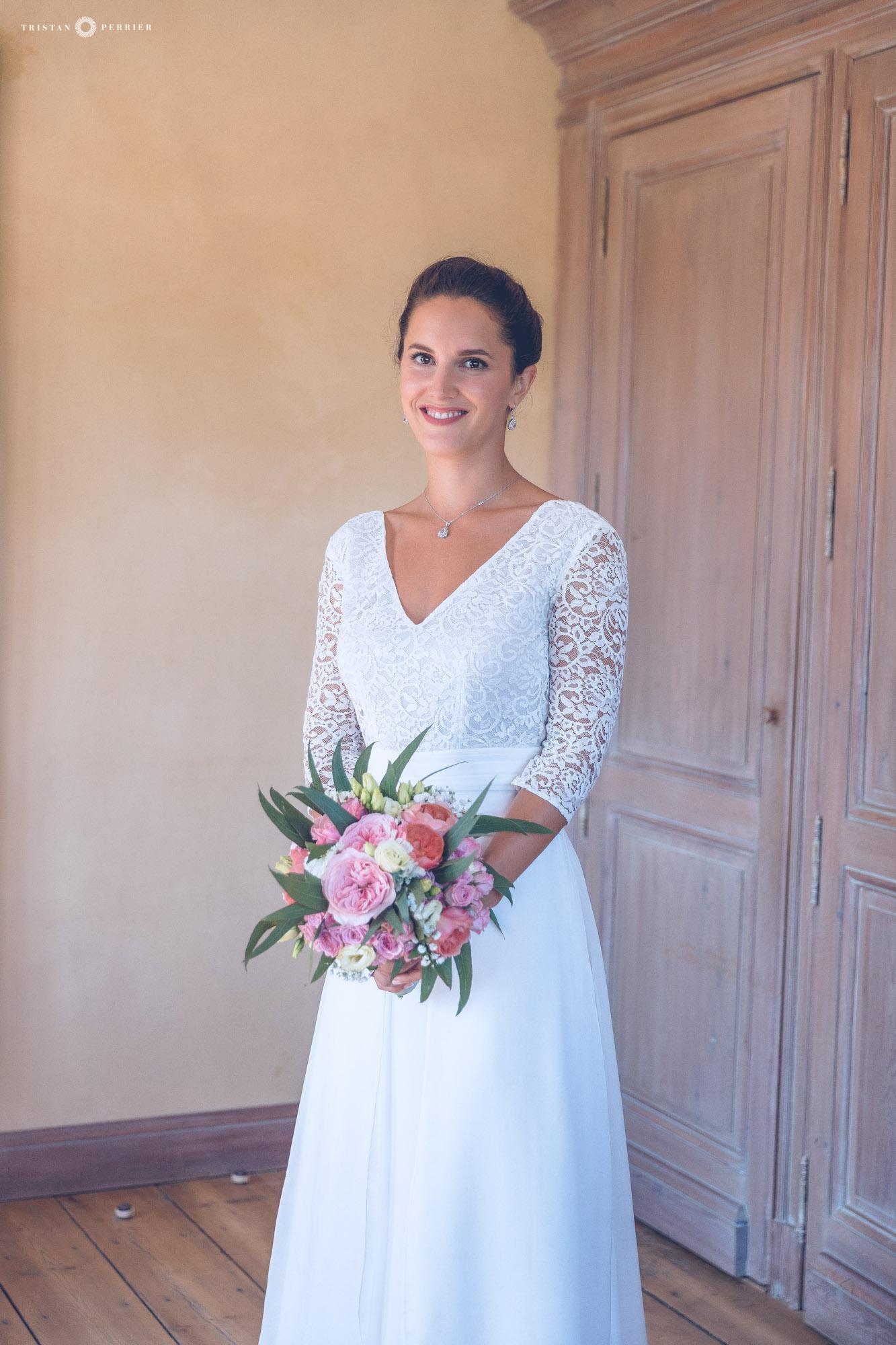 Créatrice de robes de mariée La Rochelle Julie 4