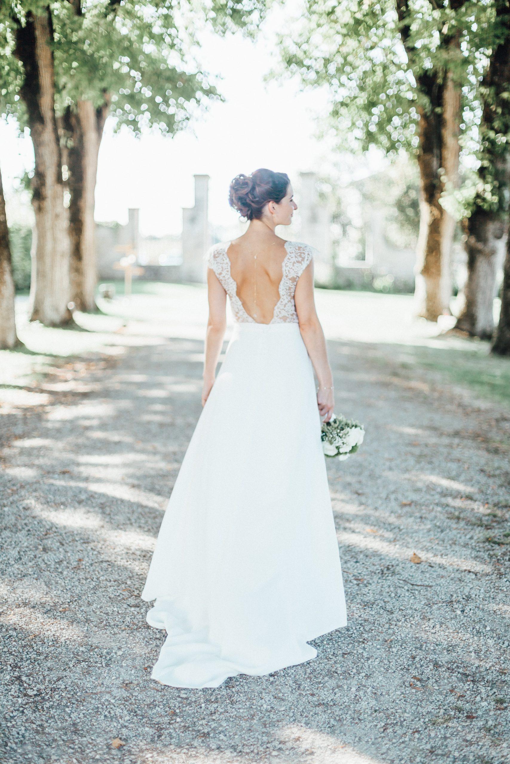 Créatrice de robes de mariée La Rochelle Julie 3
